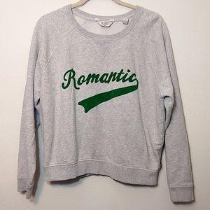 Scotch & Soda | Romantic Graphic Sweatshirt - S